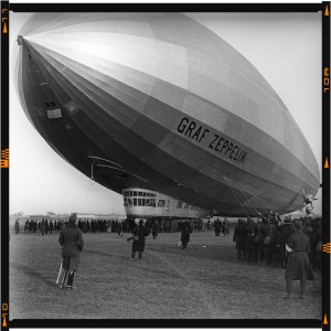Múzeumtörténeti fényképek zeppelin budapest 02