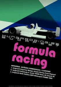 Ajándékbolt rally racing poszter 03